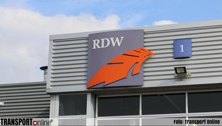 RDW Keuringsstations in Nederland XRAY