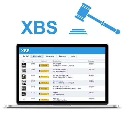 Update Xray XBS Veiling ivm corona